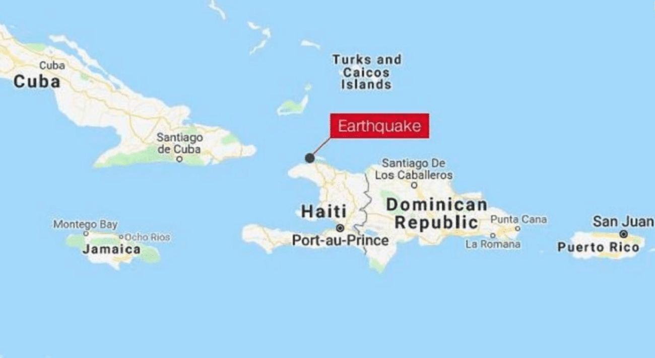 Terremoto Haiti 2018