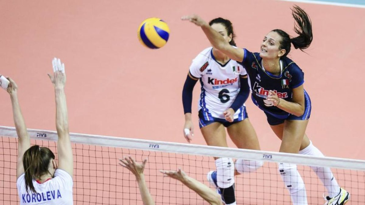 Italia Thailandia Volley femminile Mondiali 2018 streaming tv