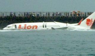aereo caduto in indonesia