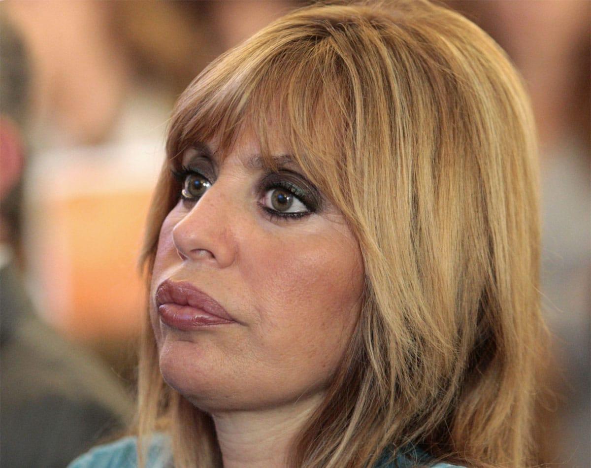 Alessandra Mussolini Alessandra Mussolini new photo