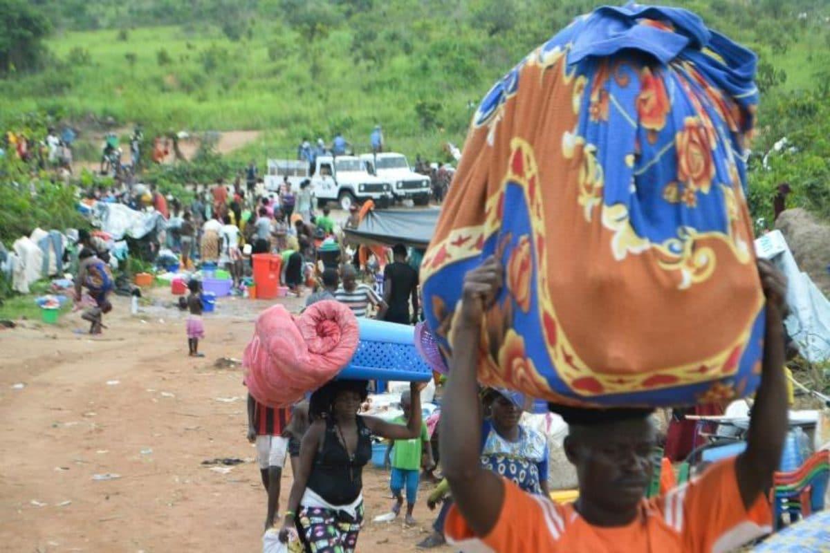 Risultati immagini per espulsioni di migranti congolesi