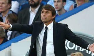 Antonio Conte Real Madrid