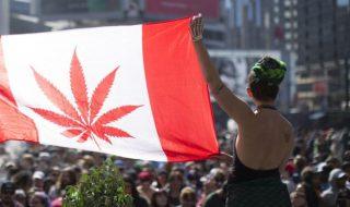 Canada cannabis legale