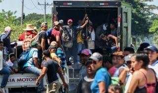carovana migranti honduras stati uniti