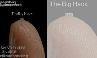 cina microchip amazon apple