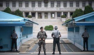corea nord sud ritiro armi confine
