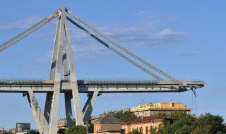 piano ricostruzione ponte morandi