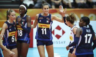 Italia Cina Volley Femminile streaming tv