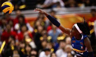 Italia Serbia Volley femminile risultato