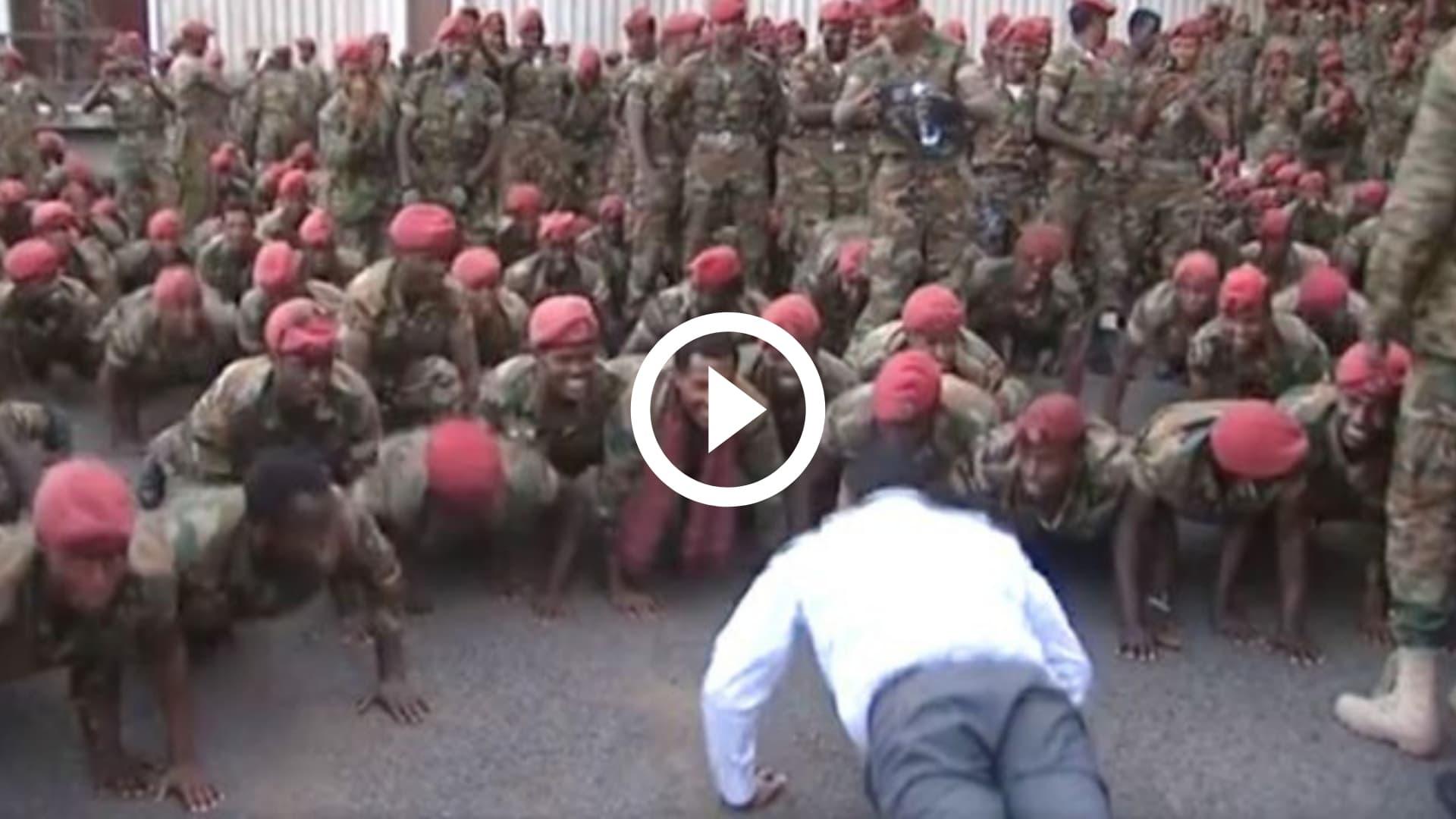 etiopia premier flessioni