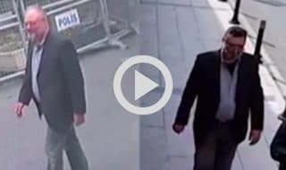 khashoggi video agente