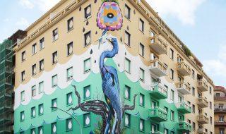 murales mangia smog roma