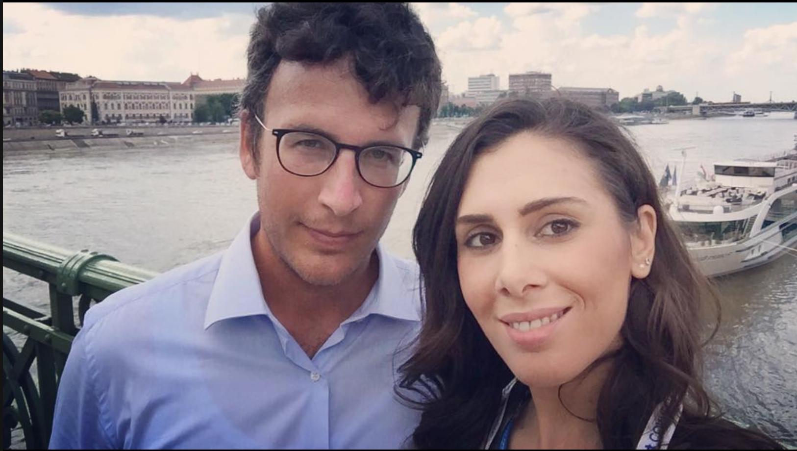 Diego Fusaro, la fidanzata si confessa: 'Non abbiamo mai fatto l'amore'