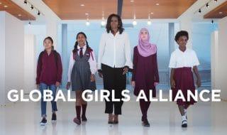 michelle obama global girls alliance