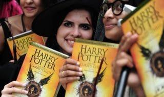 Harry Potter laurea