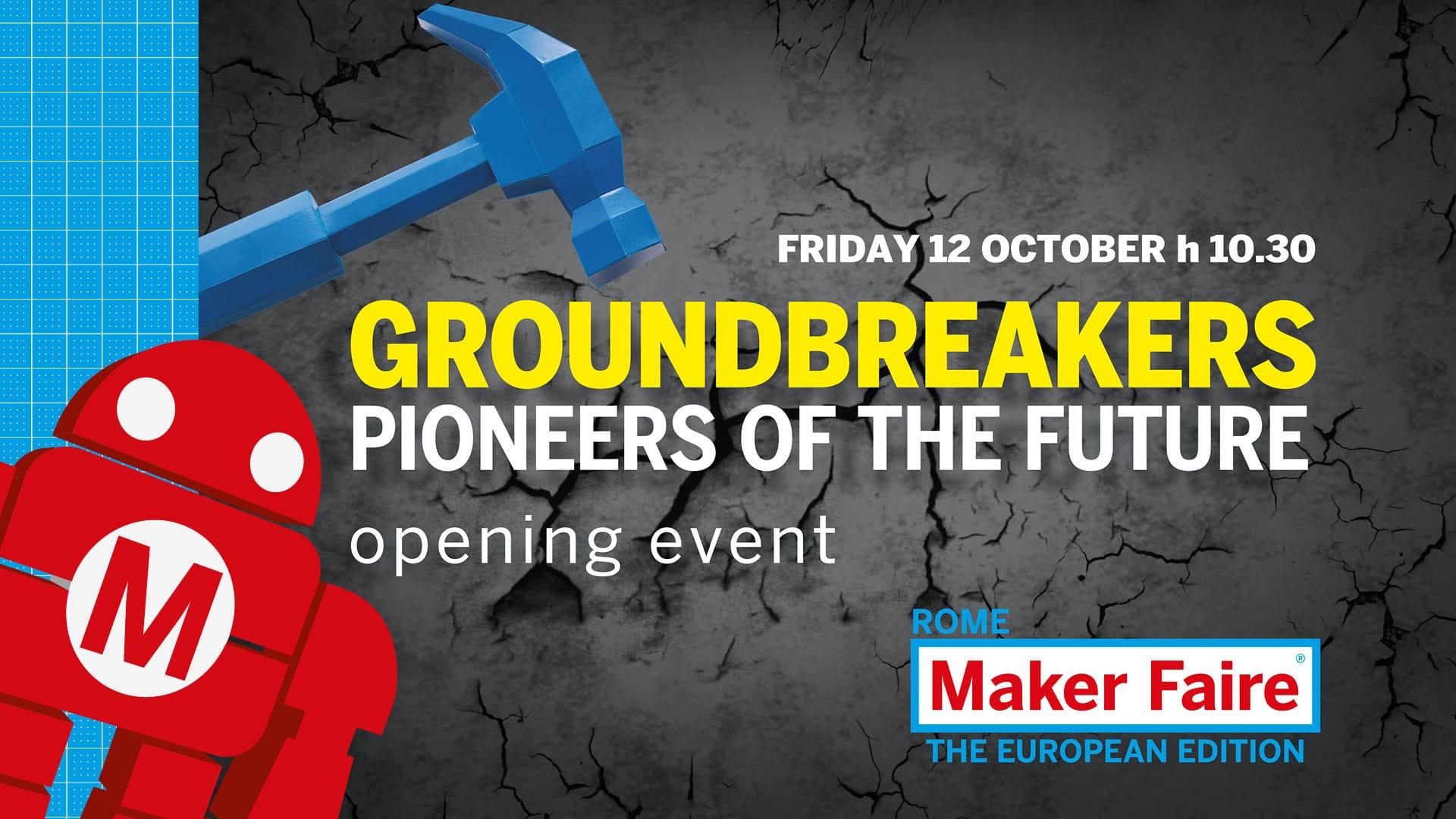 Maker Faire Roma 2018
