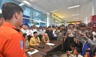 indonesia aereo caduto