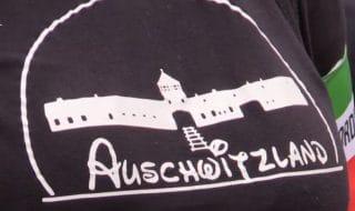 museo Auschwitz maglietta Auschwitzland