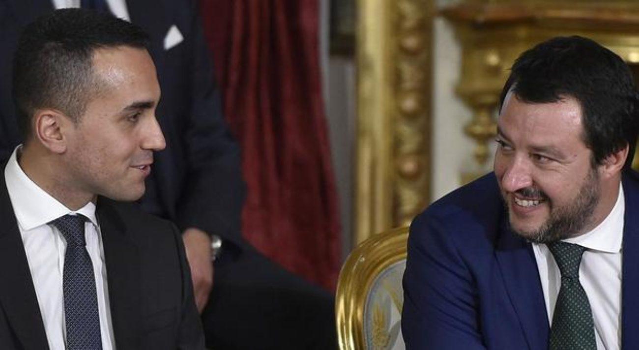 """Manovra, testo inviato a Bruxelles. Salvini: """"È una vittoria di tutti gli italiani"""""""