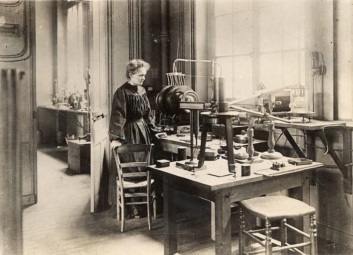 donne scienziate oggi