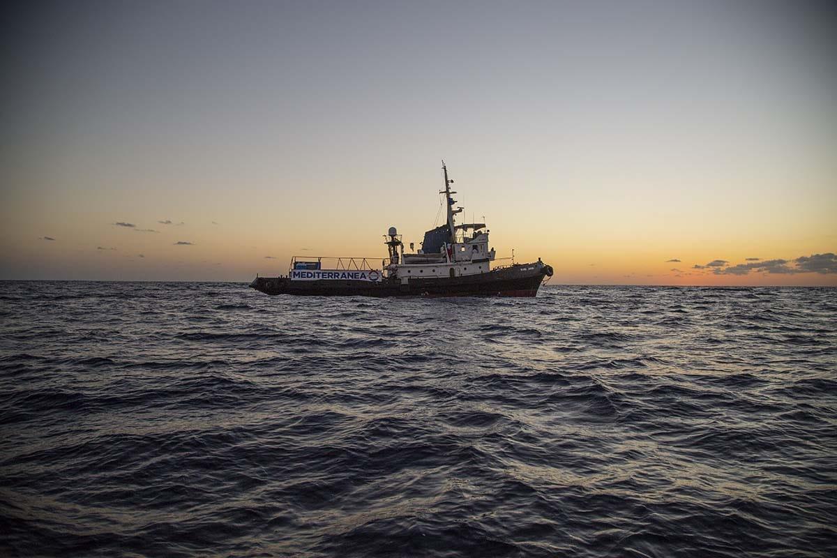 mediterranea nave migranti