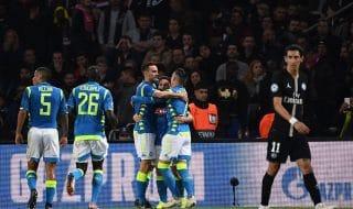 Napoli PSG 1-1