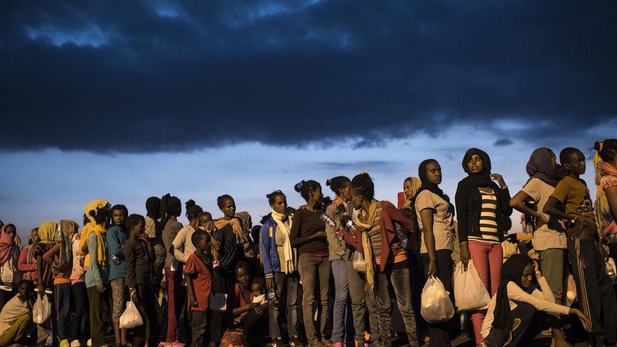 Amnesty International, una candela per i diritti dell'uomo