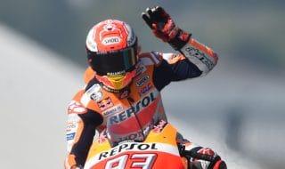Moto gp Marquez campione del mondo se