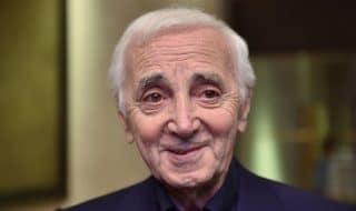 charles aznavour morto