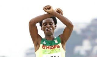 Feyisa Lilesa etiopia
