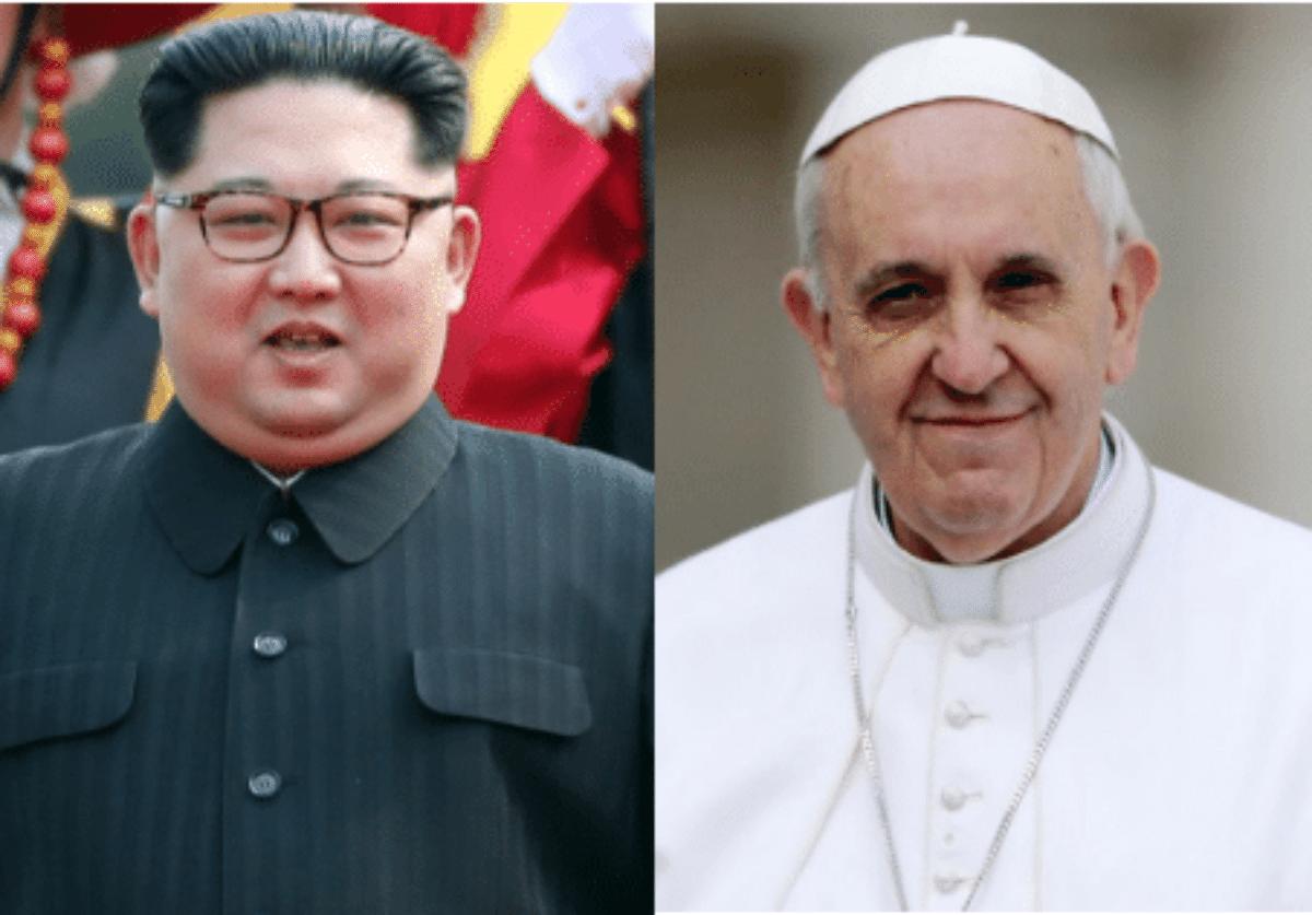 Kim Jong-un Papa Francesco invito