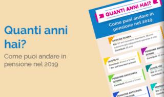 pensione anticipata 2019 ultime notizie