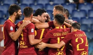 Roma Sampdoria 4-1