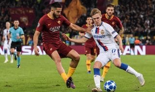 Cska Mosca Roma streaming tv