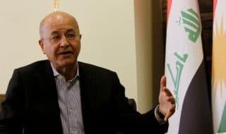 iraq eletto presidente