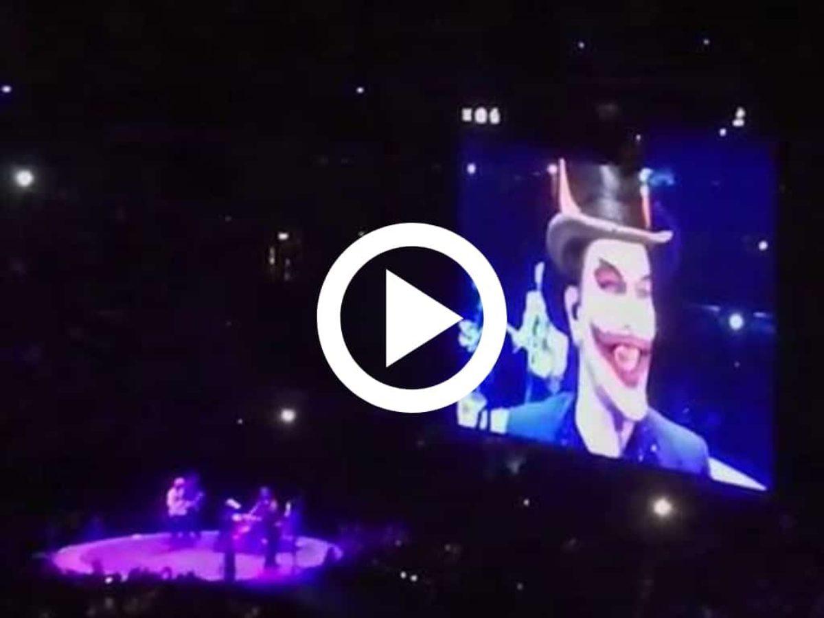 Concerto U2 a Milano, Bono paragona Matteo Salvini al diavolo