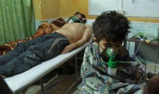 siria armi chimiche assad bbc