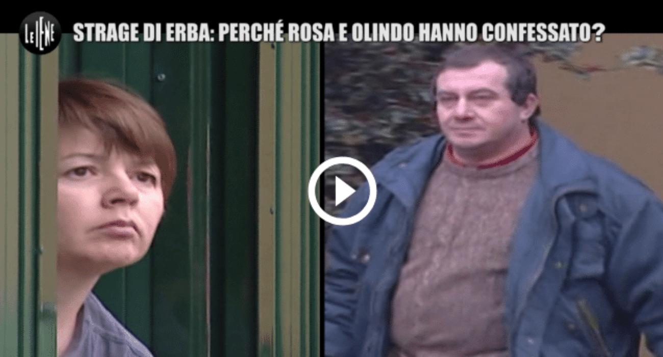 Strage Di Erba Le Iene Intervista Olindo Io E Rosa Siamo Innocenti
