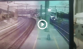 taiwan incidente treno