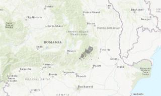 terremoto romania transilvania