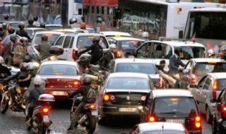 blocco diesel euro 3 roma