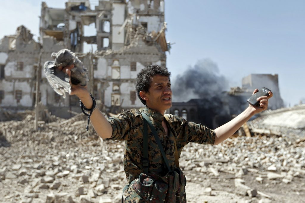 yemen trump