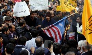 iran cittadini contro sanzioni