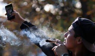 fumare marijuana lavoro