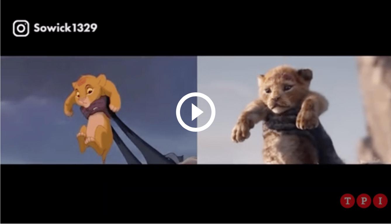 Scar mufasa zazu il re leone clip hd youtube