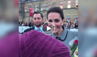 Kate Middleton parla italiano