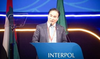 interpol nuovo presidente