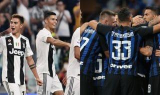 Juventus Inter 1-0