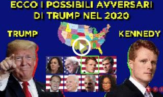 Elezioni Usa 2020 candidati