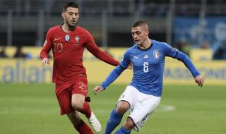 Italia Portogallo diretta live risultato